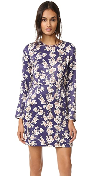 Club Monaco Kaveh Dress - Night Shade