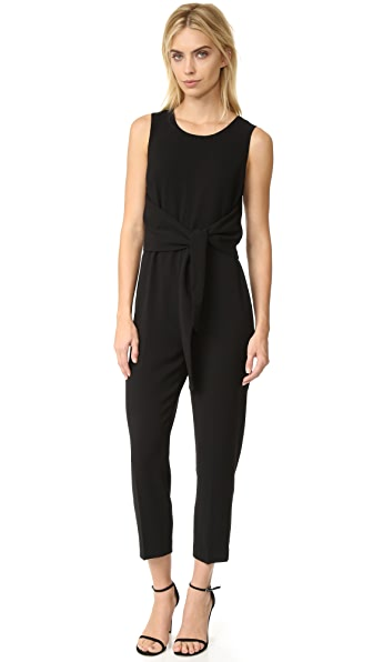 Club Monaco Justy Jumpsuit - Black