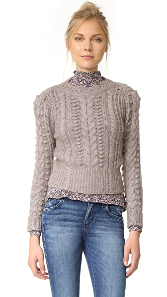 Club Monaco Bahram Sweater - Taupe