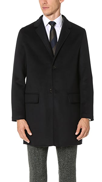 Club Monaco Unlined Top Coat
