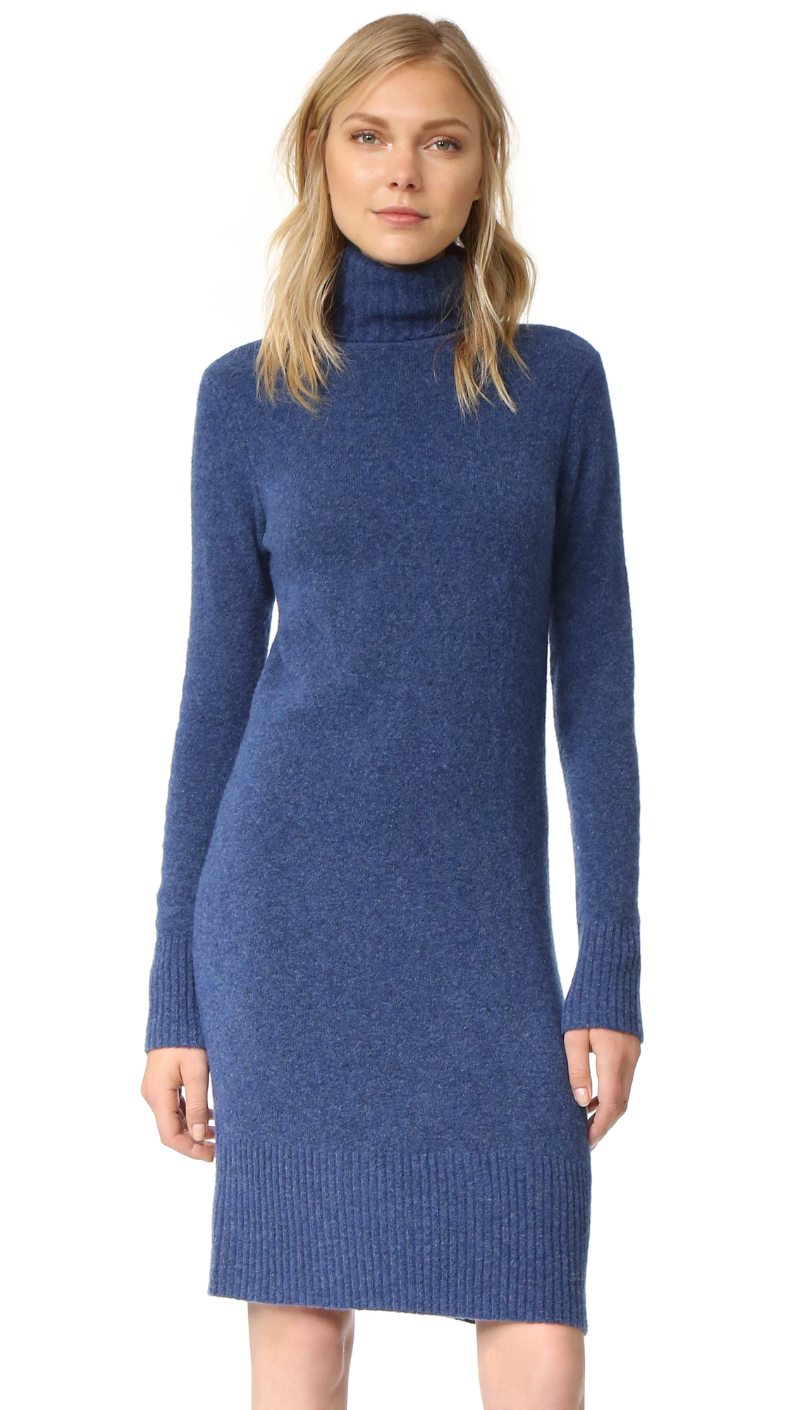 Club Monaco Edvard Turtleneck Sweater Dress | SHOPBOP