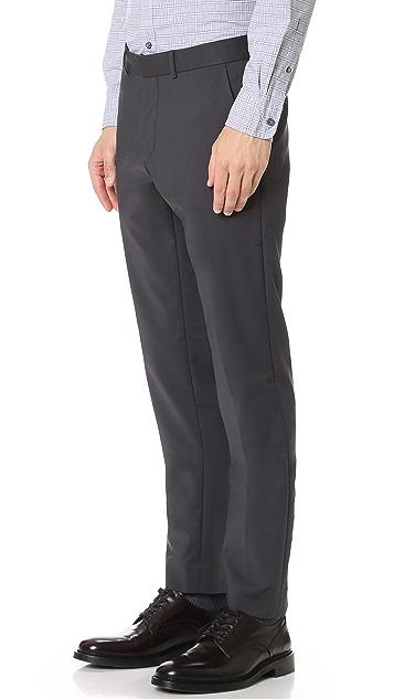 Club Monaco Modern Dress Trousers