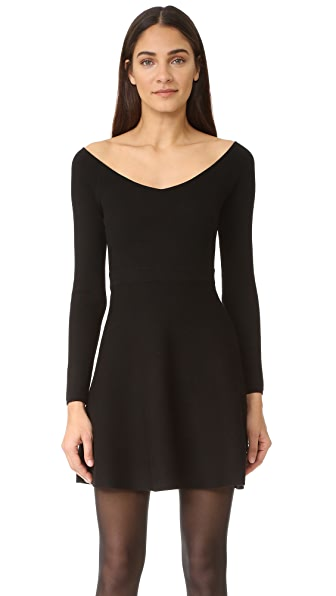 Club Monaco Sogand Dress - Black