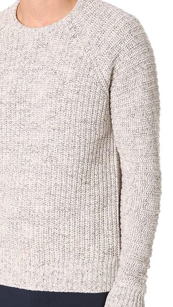 Club Monaco Cashmere Marled Sweater