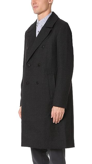 Club Monaco Officer Coat