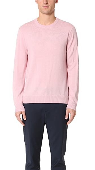 Club Monaco Merino Jersey Crew Sweater