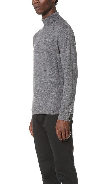 Club Monaco Merino Turtleneck Sweater