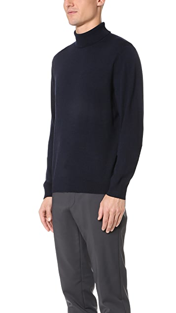 Club Monaco Merino Turtleneck Sweater