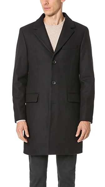 Club Monaco Wool Topcoat