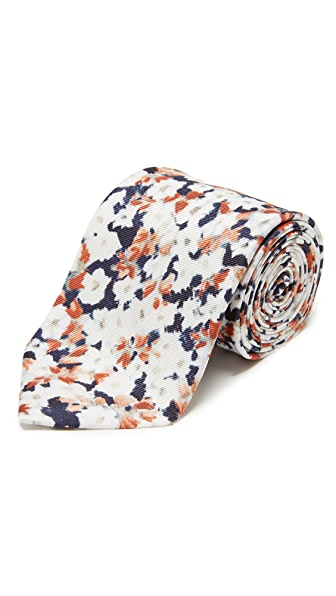 Club Monaco Dune Flower Tie