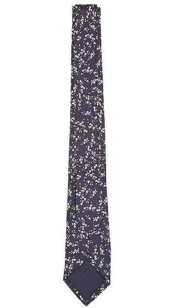 Club Monaco Johnny Print Tie