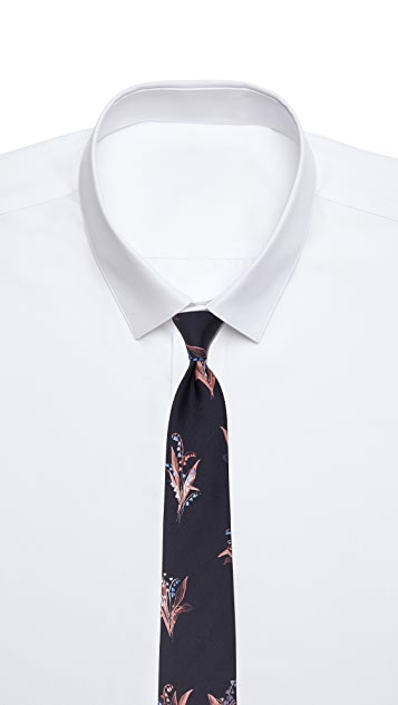 Club Monaco Lilly Valley Tie