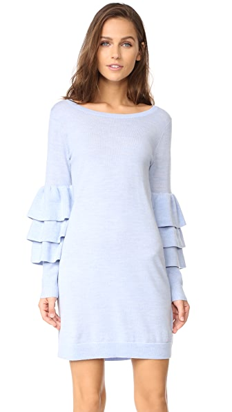 Club Monaco Toibe Dress - Atollo Blue