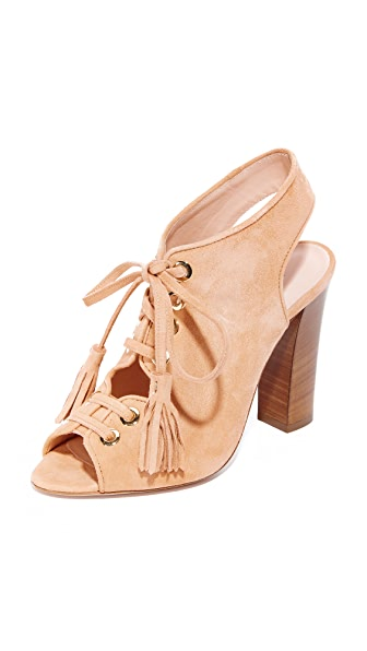 Club Monaco Mireva Lace Up Sandals