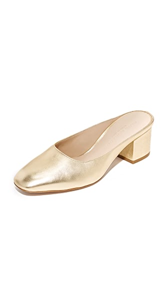 Club Monaco Delmara Pumps - Gold