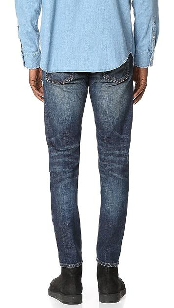 Club Monaco Vintage Super Slim Denim Jeans