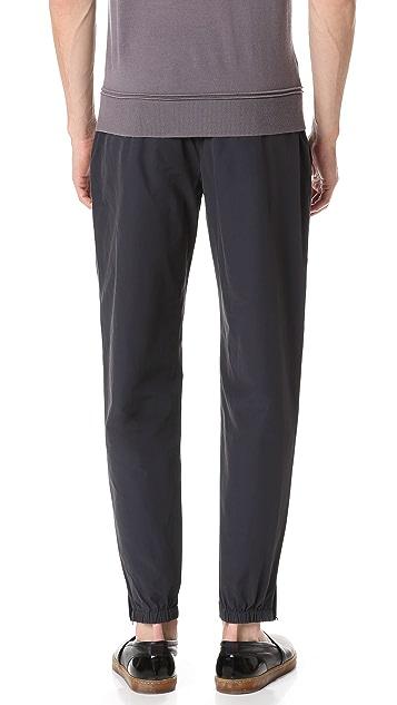 Club Monaco Tech Side Zip Pants