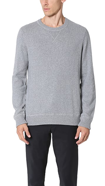 Club Monaco Coverlock Crew Sweater