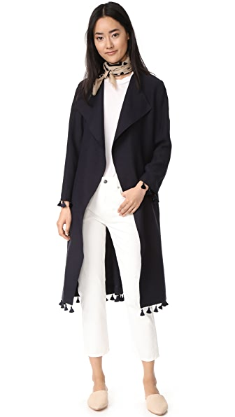 Club Monaco Kenzee Trench