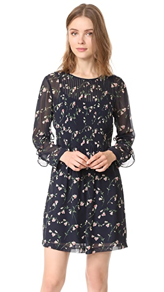 Club Monaco Catira Dress In Eclipse