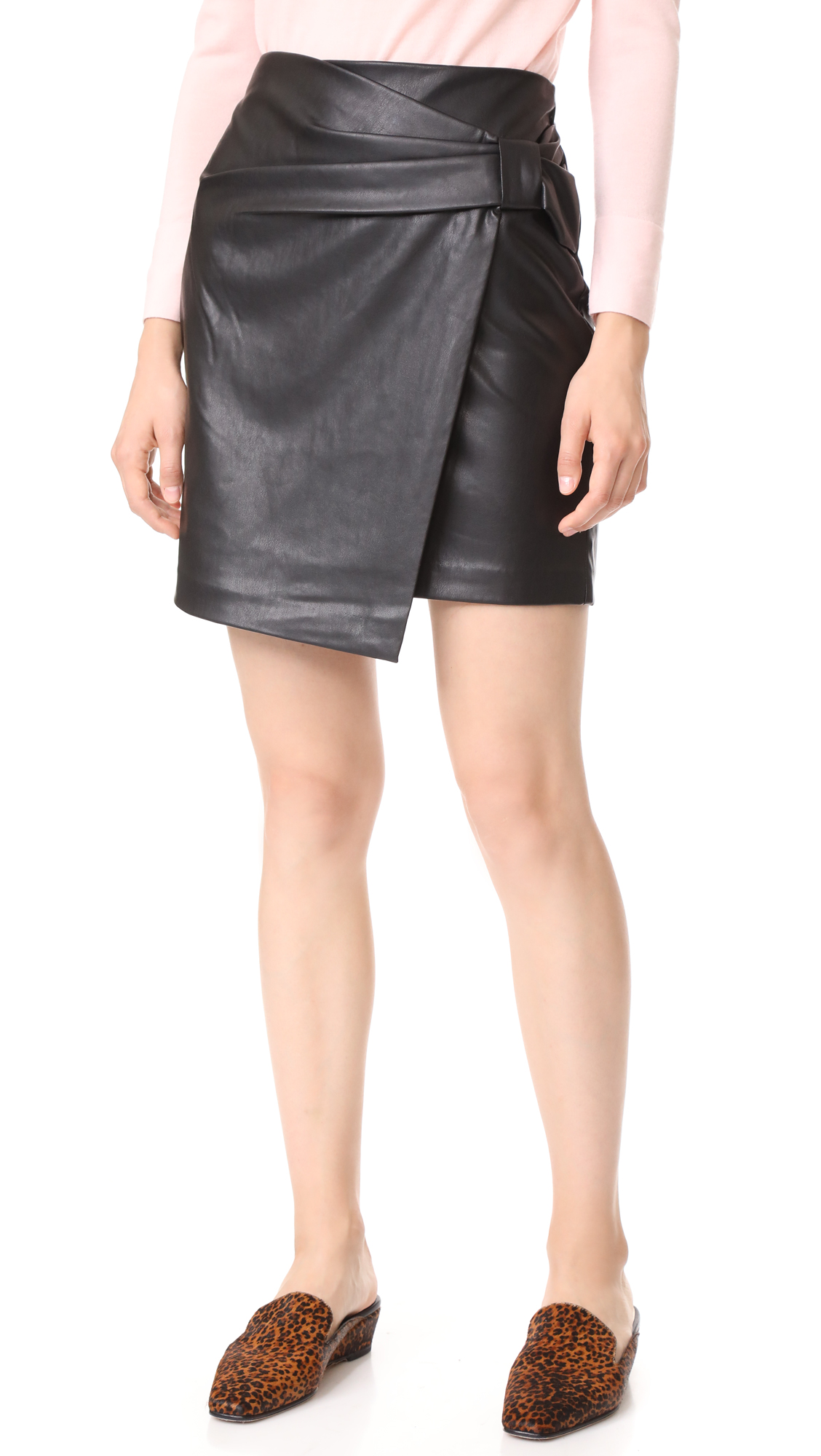 Club Monaco Chavelle Skirt - Black
