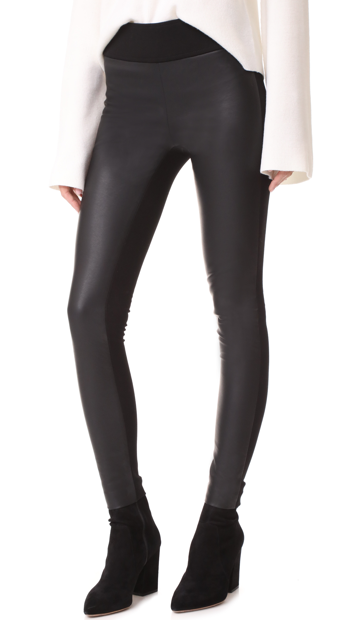 Club Monaco Tasha Leggings - Black
