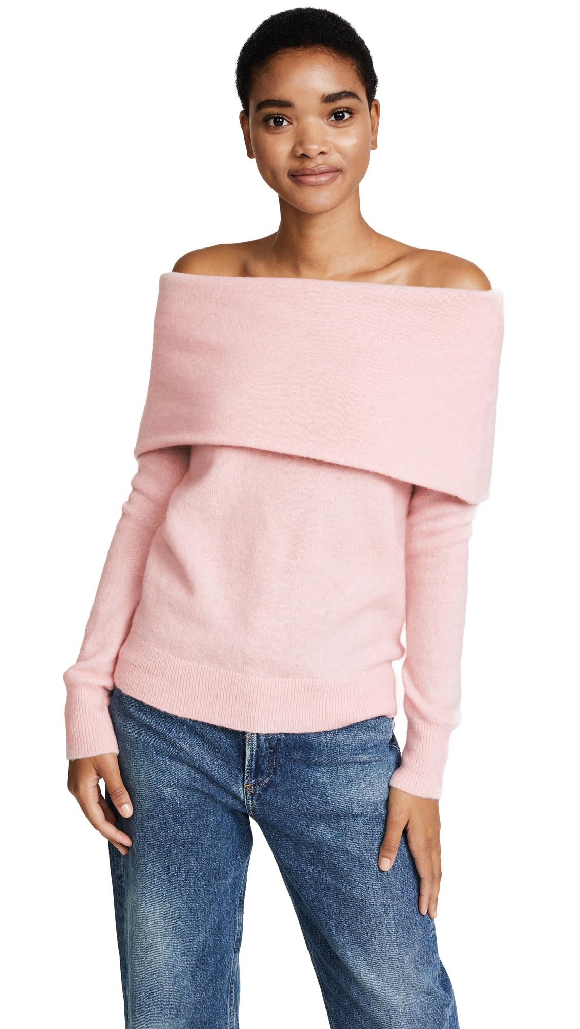 Club Monaco Charlotta Sweater - Blush