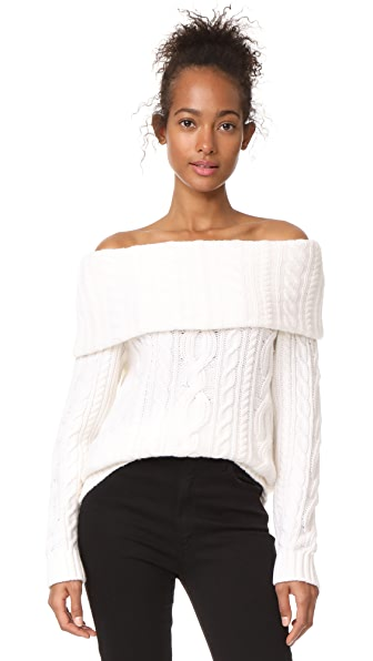 Club Monaco Sharron Cashmere Sweater