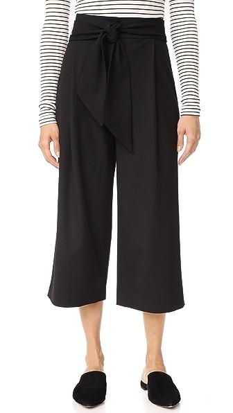 Club Monaco Izabelah Pants - Black
