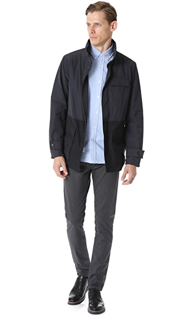 Club Monaco Colorblock Jacket