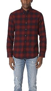 Club Monaco Jaspe Ombre Shirt
