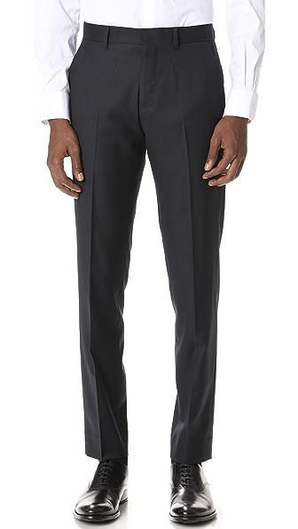 Club Monaco Tuxedo Trousers