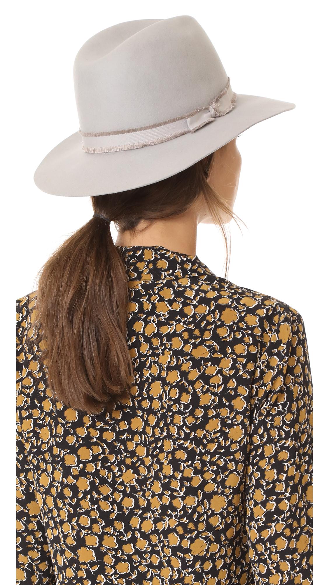 3445f6a8d2889 Club Monaco Millennie Hat