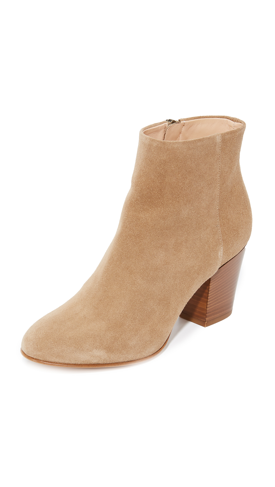 Club Monaco Rina Booties - Elephant