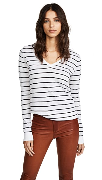 Club Monaco Agnes Stripe Sweater
