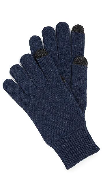 Club Monaco Cashmere Smart Gloves