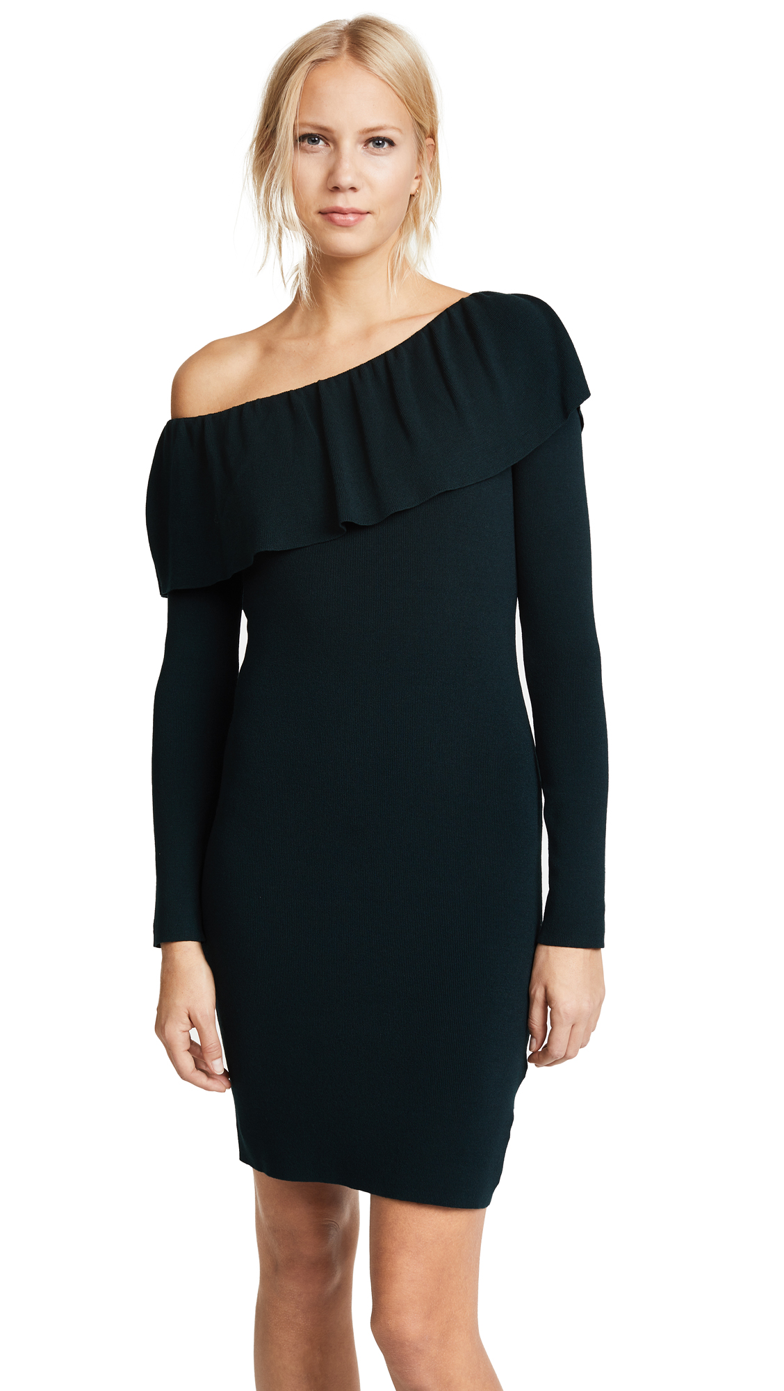 Club Monaco Tanellie Sweater Dress - Dark Rosemary
