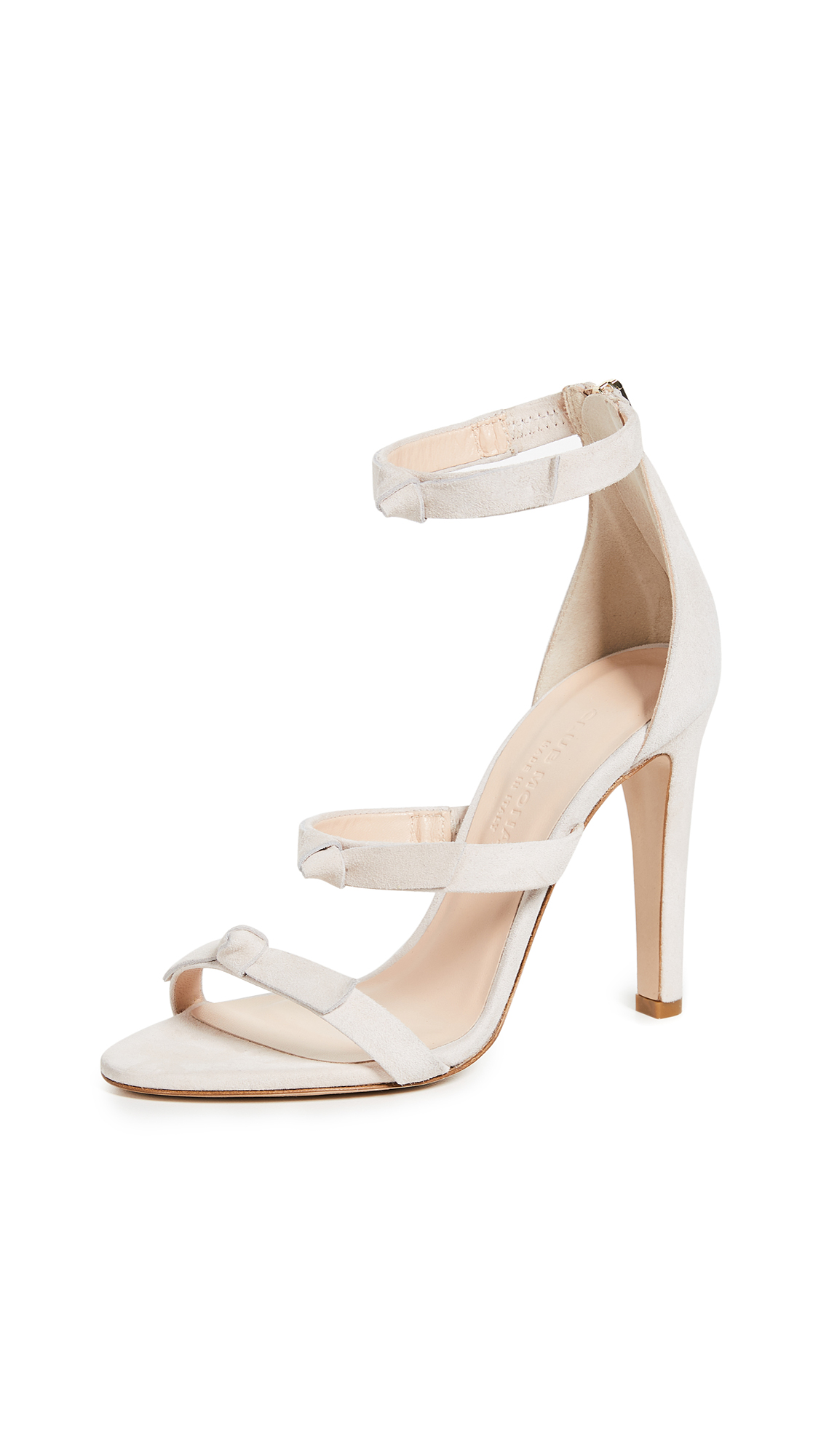 Club Monaco Cedrika Sandals - Chalk