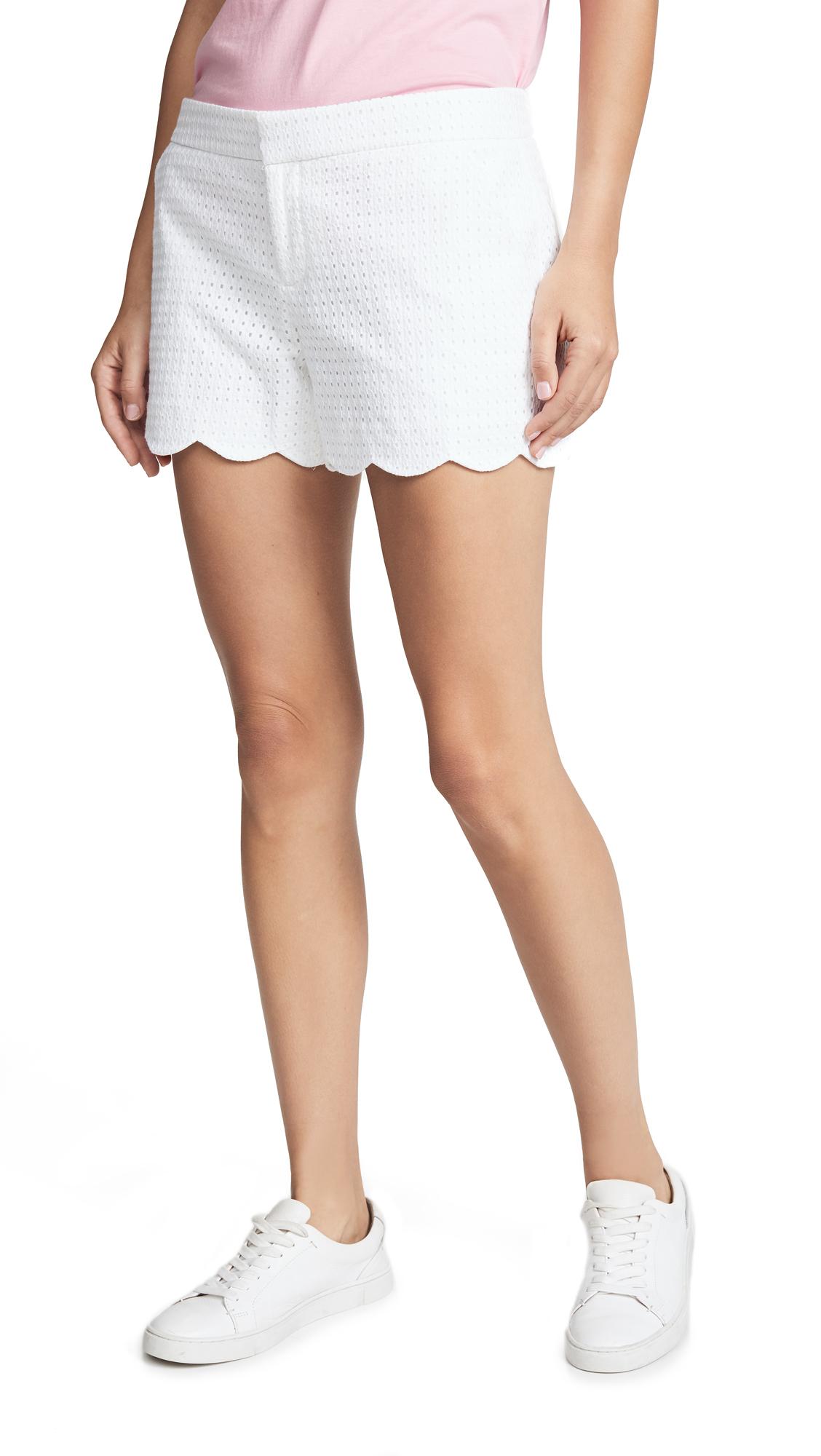 Club Monaco Amber Shorts - White