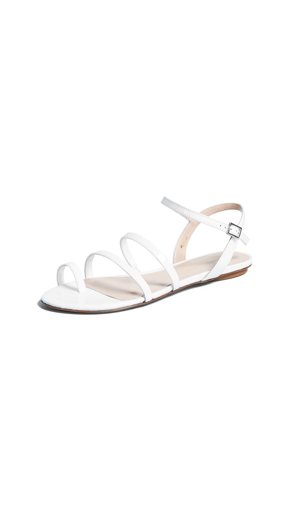 Club Monaco Akinya Sandals In White