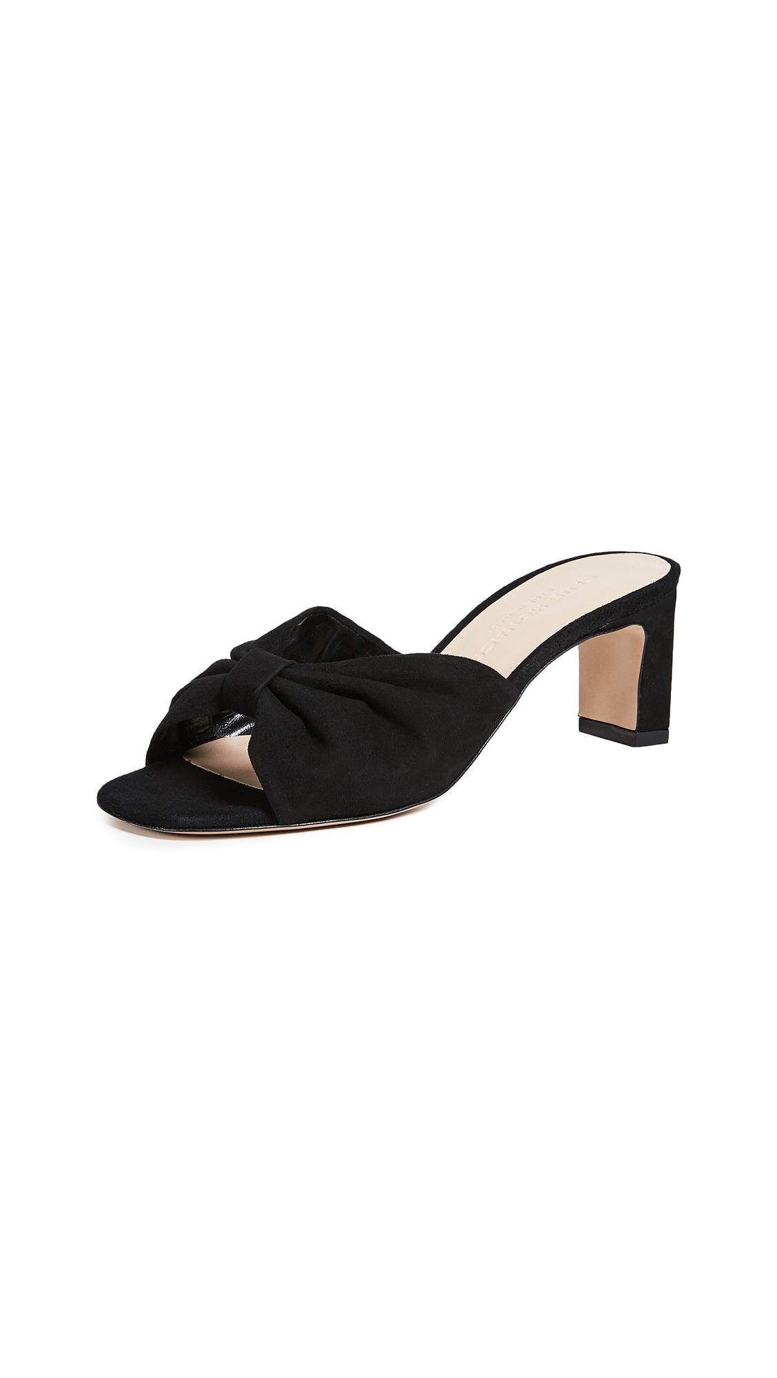 Club Monaco Emmelia Sandals - Black