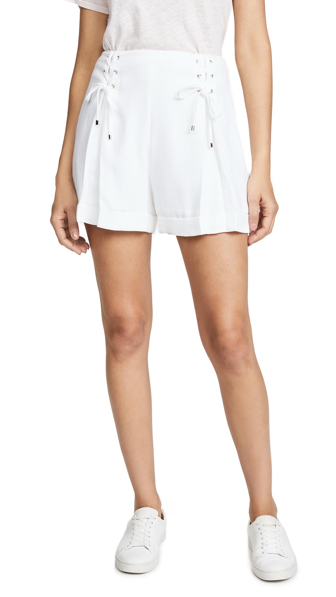 Club Monaco Ditmas Shorts - White