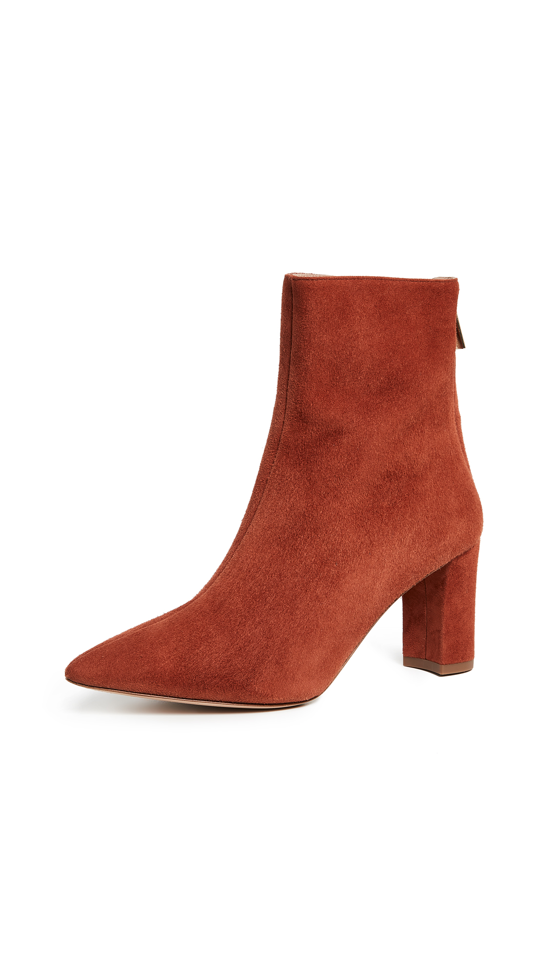 Club Monaco Aaylina Booties - Sable