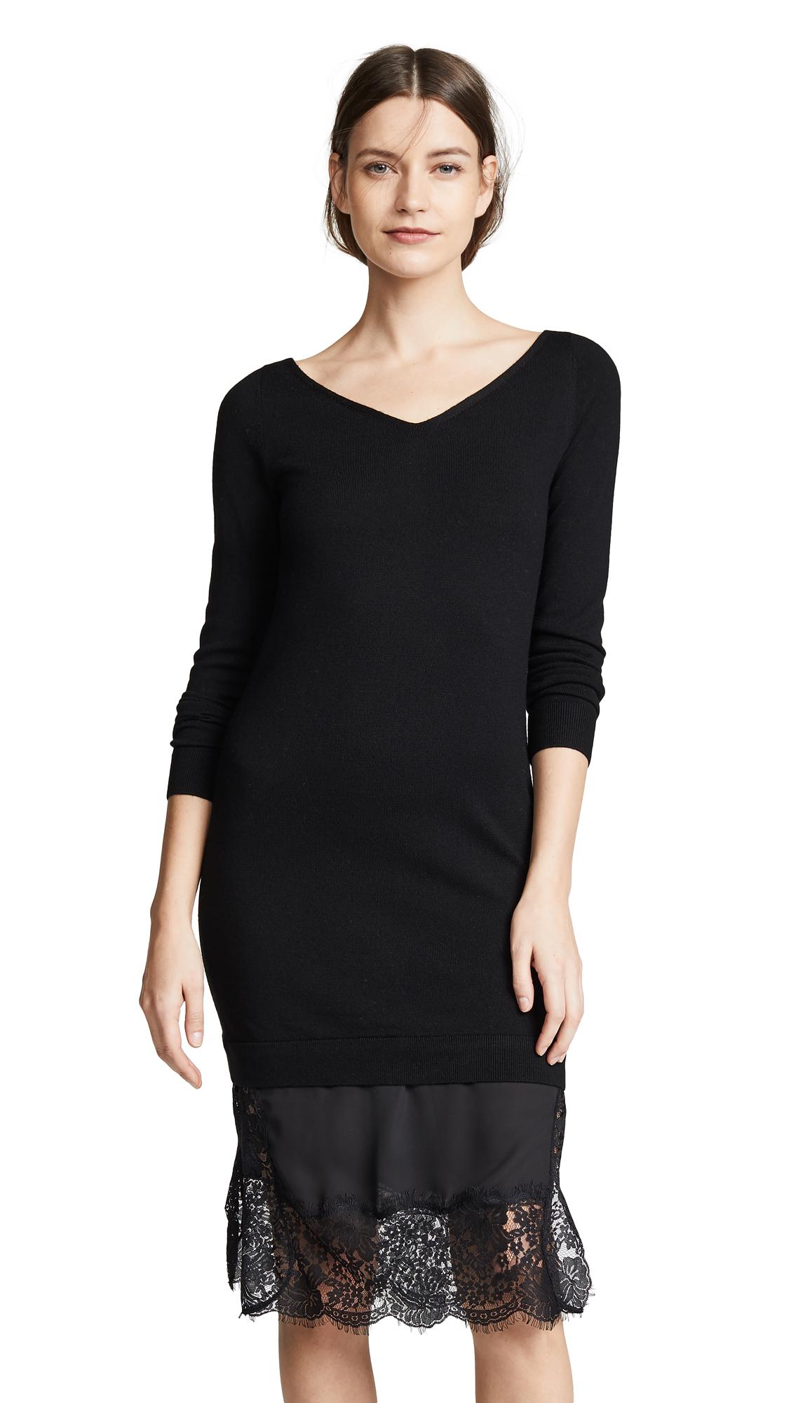 Club Monaco Tamila Dress - Black