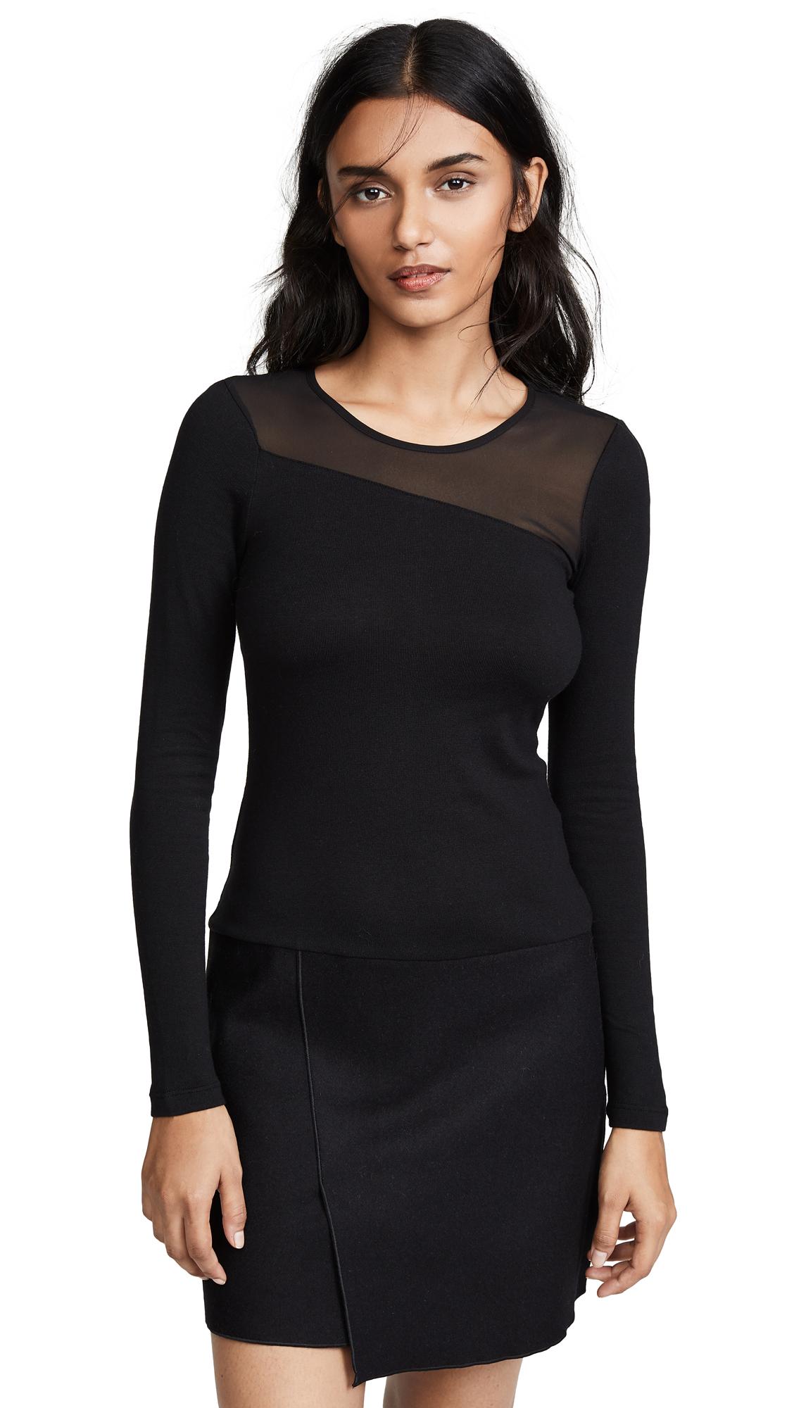 Club Monaco Shaylene Dress - Black
