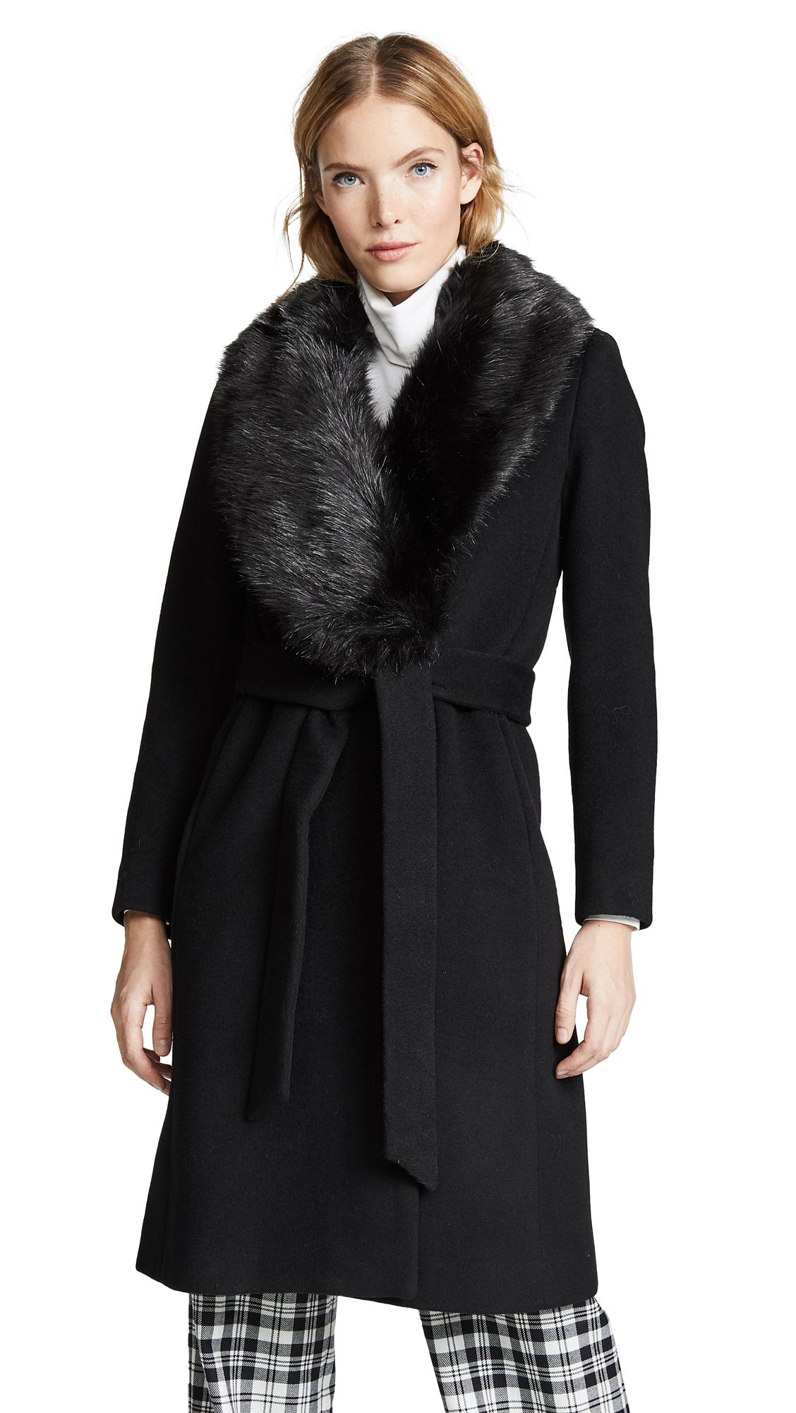 Club Monaco Wools Lenoria Coat