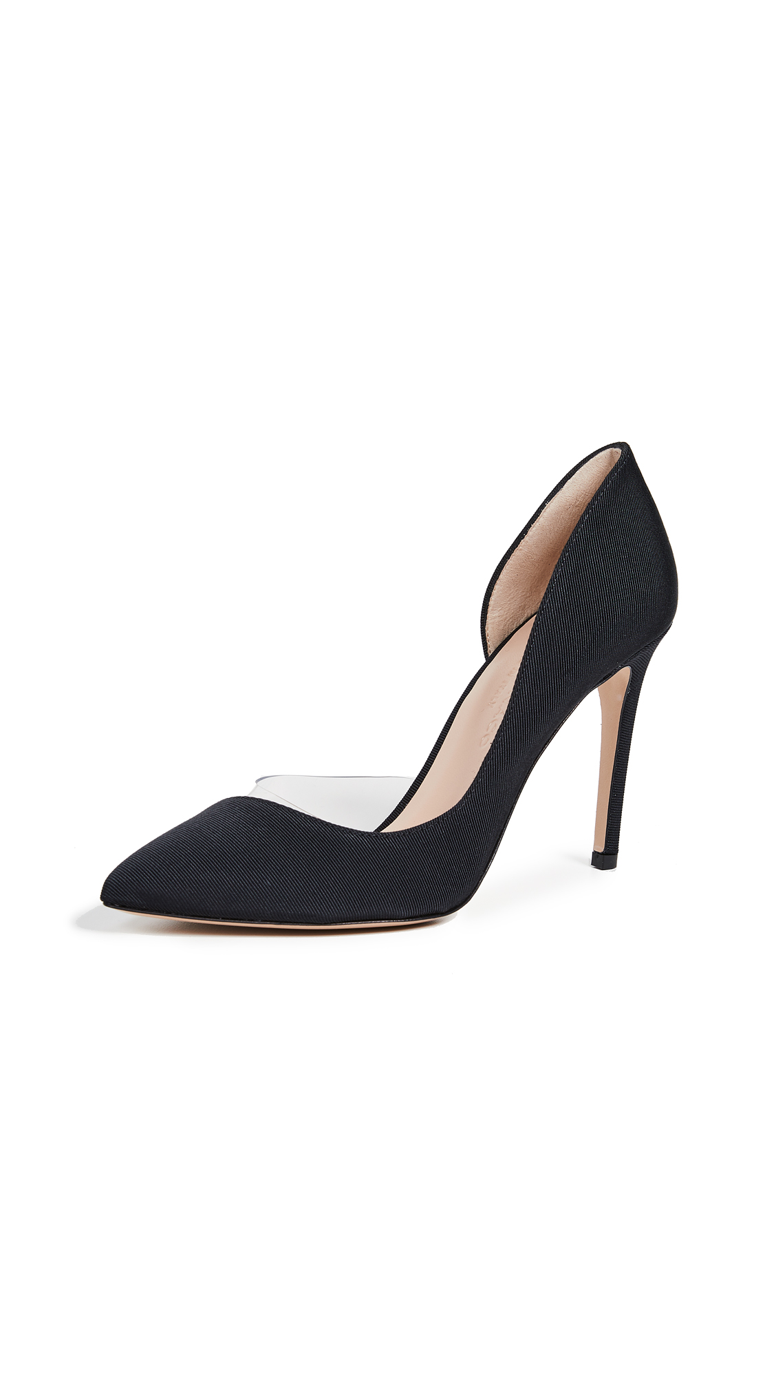 Club Monaco Milah Pumps - Black