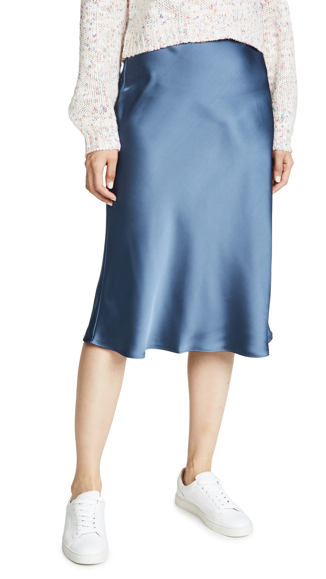 Club Monaco Trycia Skirt - Blue