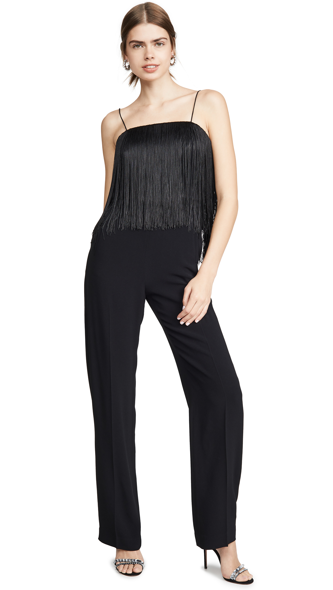 Buy Club Monaco online - photo of Club Monaco Fringe Jumpsuit