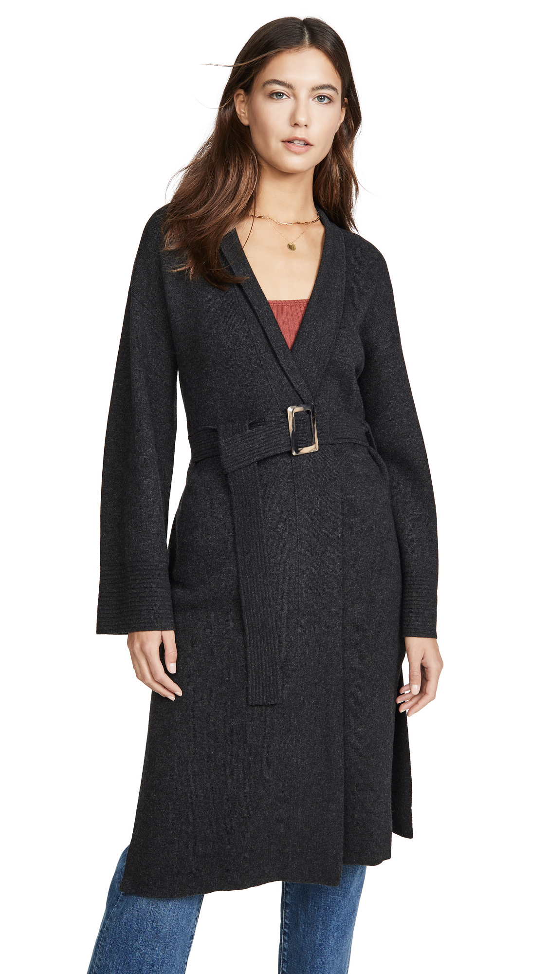Buy Club Monaco online - photo of Club Monaco Belted Cardigan